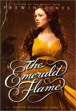 The Emerald Flame (Warrior Princess Series #3)