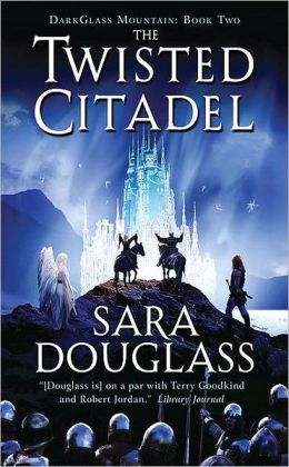 The Twisted Citadel (Darkglass Mountain Series #2)