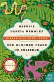 Book Cover Image. Title: One Hundred Years of Solitude, Author: Gabriel Garcia Marquez