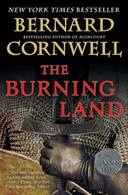 The Burning Land (Saxon Tales #5)