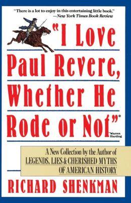 I Love Paul Revere