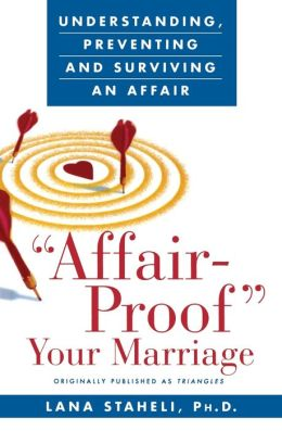 Affair-Proof Your Marriage: Understanding, Preventing and Surviving an Affair