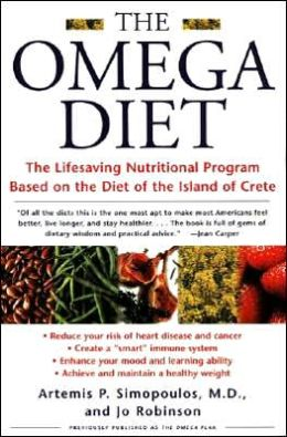 Omega Diet: The Best of the Mediterranean Diets