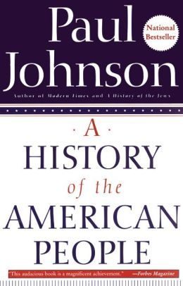 History of the American People