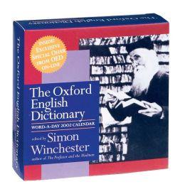 2002 Oxford Dictionary Box