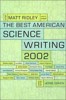 Best American Science Writing 2002