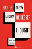 Book Cover Image. Title: Poetry, Language, Thought, Author: Martin Heidegger