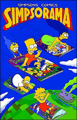 Simpsons Comics Simp-So-Rama