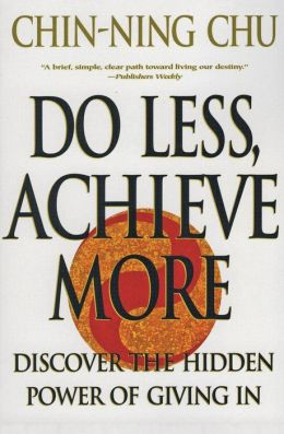Do Less, Achieve More: Discover the Hidden Power of Giving In