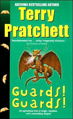 Guards! Guards! (Discworld Series #8)