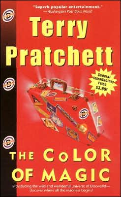 The Color of Magic (Discworld Series)