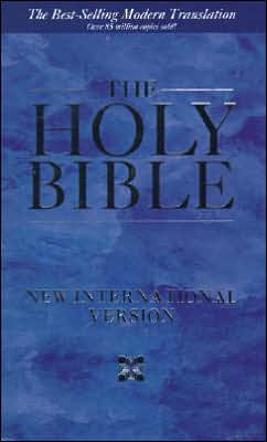 Mass Market Bible: New International Version (NIV)