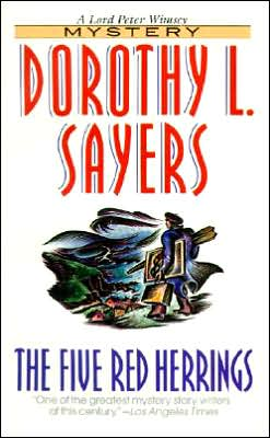 Five Red Herrings (A Lord Peter Wimsey Mystery)