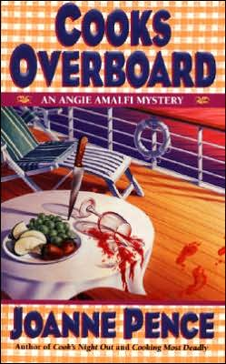 Cooks Overboard (Angie Amalfi Series #6)