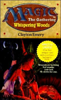 Magic the Gathering: Whispering Woods