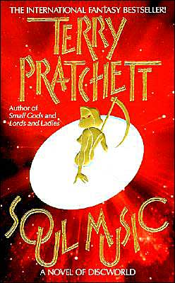 Soul Music (Discworld Series #16)