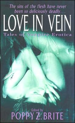Love in Vein: Tales of Vampire Erotica