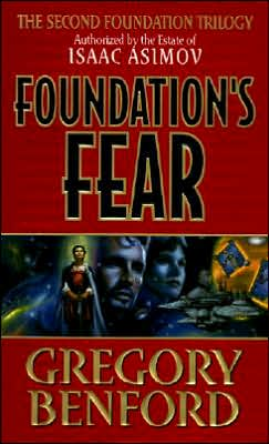 Foundation's Fear (Second Foundation Series #1)