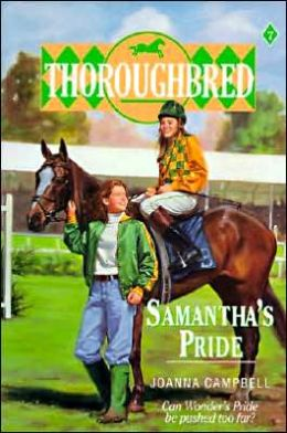 Samantha's Pride (Thoroughbred Series #7)