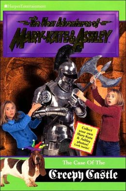 Case of the Creepy Castle (New Adventures of Mary-Kate and Ashley Series)