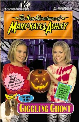 Case of the Giggling Ghost (New Adventures of Mary-Kate and Ashley Series)