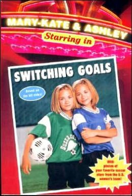 Mary-Kate & Ashley Switching Goals