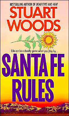 Santa Fe Rules (Ed Eagle Series #1)