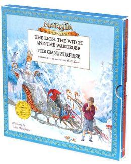Narnia Picture Book Box Set