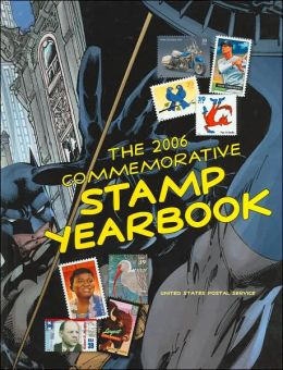 2006 Commemorative Stamp Yearbook (US Postal Service)