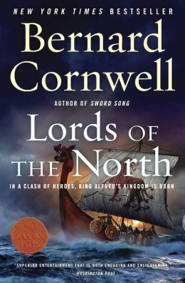 Lords of the North (Saxon Tales #3)