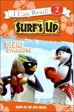 Surf's Up: Island Adventures (I Can Read Book Series)