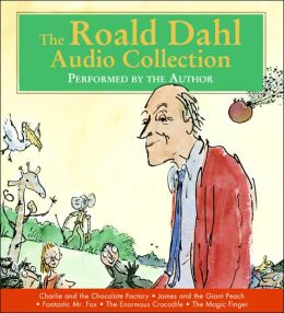 Roald Dahl Audio CD Collection: Charlie, Fantastic Mr. Fox, Enormous Crocodile, Magic Finger