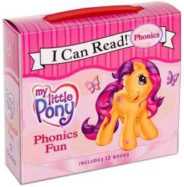 My Little Pony Phonics Fun