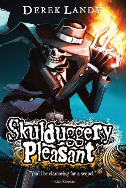 Scepter of the Ancients (Skulduggery Pleasant Series #1)
