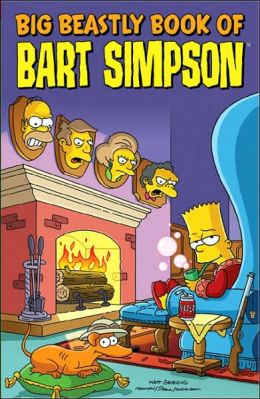 Big Beastly Book of Bart Simpson