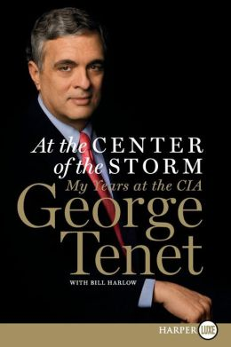 At the Center of the Storm LP: My Years at the CIA
