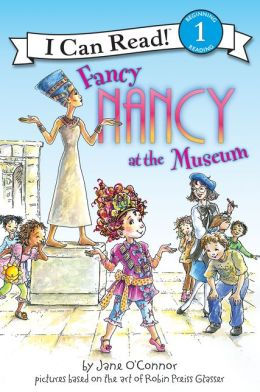 Fancy Nancy at the Museum (I Can Read Book 1 Series)