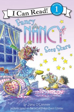 Fancy Nancy Sees Stars (I Can Read Book 1 Series)