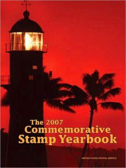 2007 Commemorative Stamp Yearbook (US Postal Service)