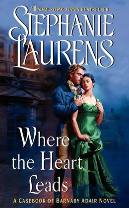 Where the Heart Leads (Cynster Series)