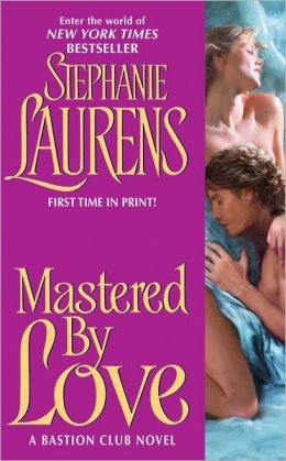 Mastered by Love (Bastion Club Series)