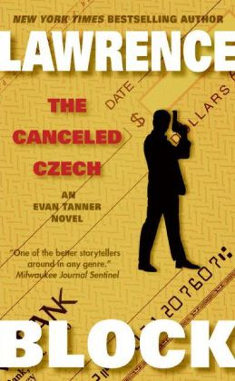 The Canceled Czech (Evan Tanner Series #2)