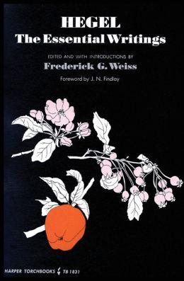 Hegel; Essential Writings