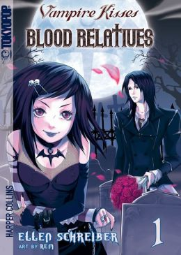 Vampire Kisses: Blood Relatives, Volume 1