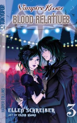 Vampire Kisses: Blood Relatives, Volume 3