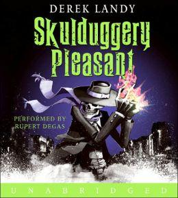 Skulduggery Pleasant (Skulduggery Pleasant Series #1)