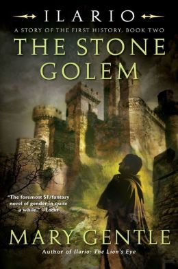 Ilario: The Stone Golem: Book 2