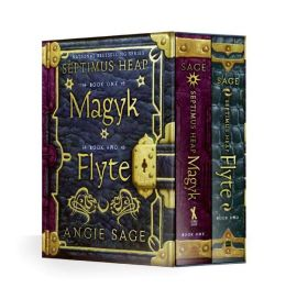 Septimus Heap Box Set: Books 1 and 2