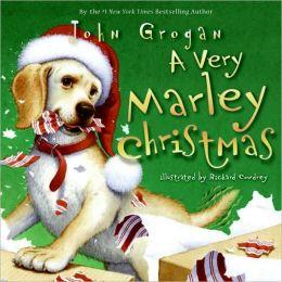 A Very Marley Christmas (Marley Series)