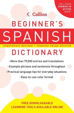 Collins Beginner's Spanish Dictionary, 3rd Edition